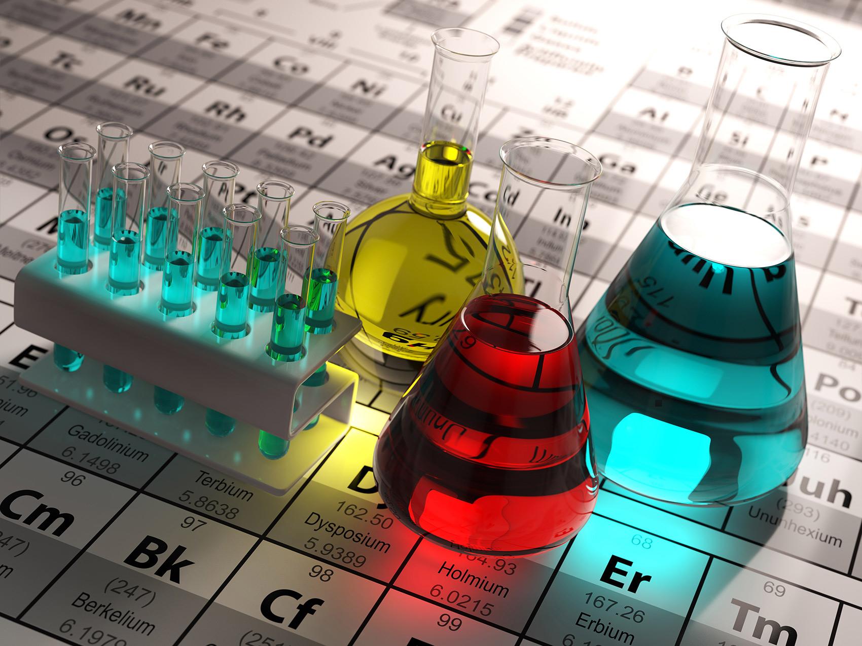 STEM - Chemistry