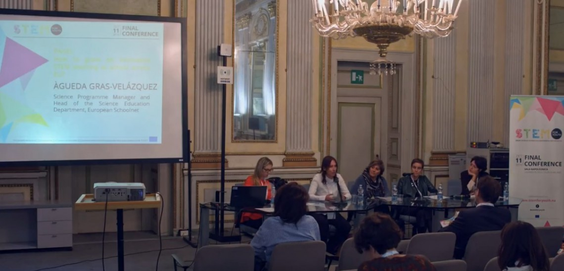 STEMforYouth – Project Final Conference