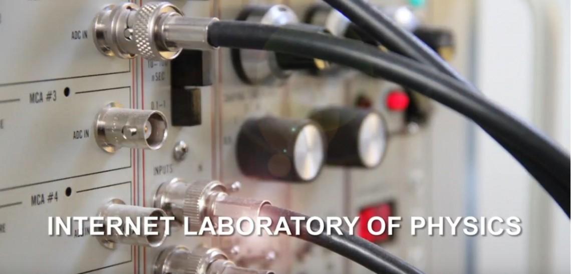STEMforYouth – SILF (Internet Physics Laboratory for Schools)